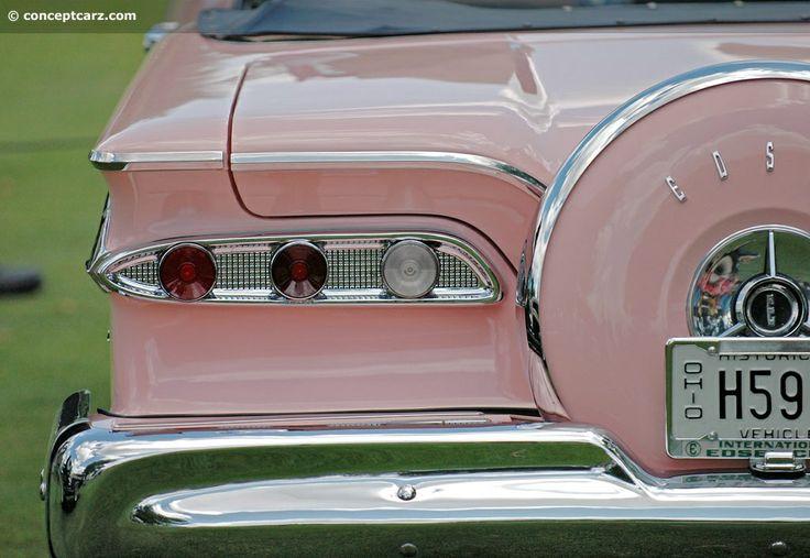 1959 Edsel Corsair...