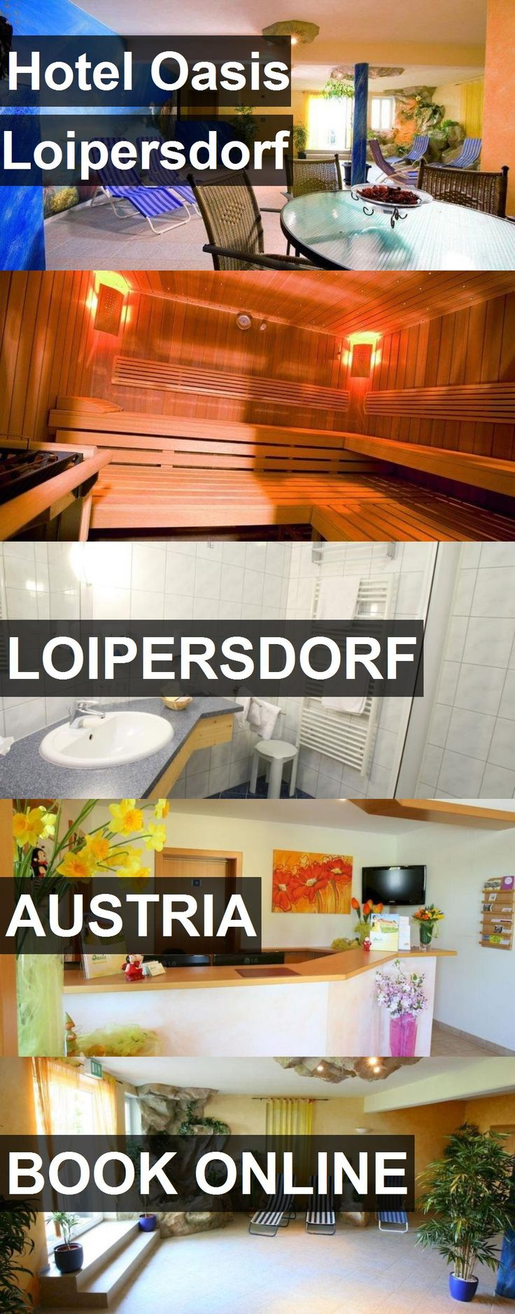 Hotel Hotel Oasis Loipersdorf in Loipersdorf, Austria. For more information, photos, reviews and best prices please follow the link. #Austria #Loipersdorf #HotelOasisLoipersdorf #hotel #travel #vacation