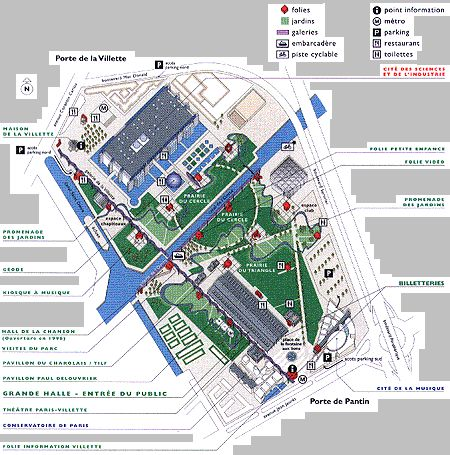 46 best images about bernard tschumi on pinterest museums tianjin and building - Parking porte de la villette ...