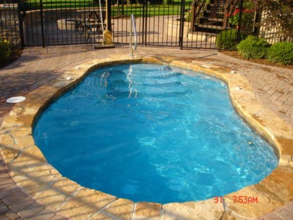 Free Form Pool Design #freeform #swimmingpool #pools #BarringtonPools