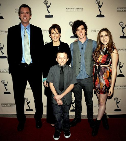 Middle TV Show Actors | ABC's 'The Middle' honored at Academy of Television Arts & Sciences