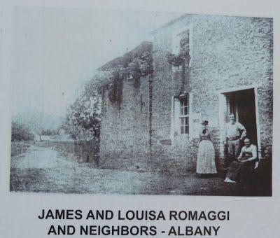 Prairie Rose Publications: Romaggi Stage Inn