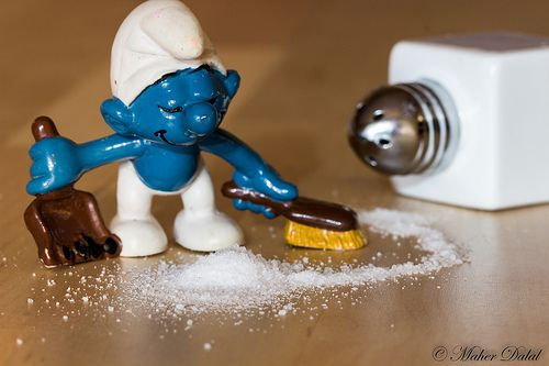 I love smurfs .. so i thought to be creative with them :)   Contact us Now for Professional crime, death, biohazard, trauma scene cleaning services in Tampa Florida  - http://www.bioscenecleanup.com/