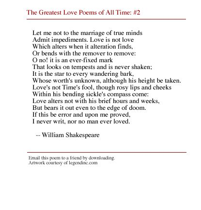 the theme of shakespeares sonnet 30 essay Sonnet 18 and sonnet 130 by william shakespeare have similar subject matter, but their messages are delivered in different ways they both focus on lovers of shakespeare.