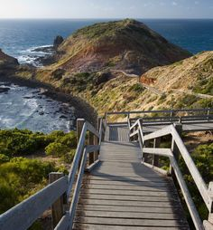 Just an hour southeast of Melbourne is the Mornington Peninsula.