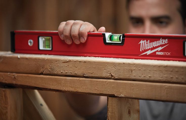 Milwaukee Redstick Levels are Ready for Launch  Milwaukee Redstick levels are taking aim at the high end of the market with innovation designed to make them the most durable and visible available!  #MilwaukeeTool #NBHD #Level #boxlevel #layout #tools #handtools #construction #remodeling #Redstick  https://www.protoolreviews.com/tools/hand/measuring-levels/milwaukee-redstick-levels-ready-launch/27263/