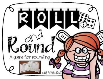 Rounding is a skill that tends to need lots of practice throughout the year as students develop a strong number sense. This game will have students playing a fun game while working on rounding to the hundred thousands' place. This game is just what you ne