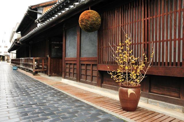 SYOUKA,Old Store in Takehara