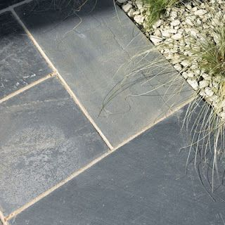 grey slate pavers, brazilian slate has a natural anti-slip surface texture and is also frost proof