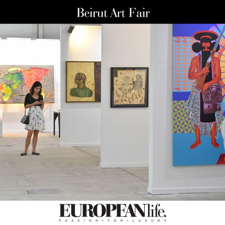 Beirut Art Fair 2019
