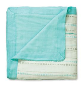 Absolutely fabulous Bamboo Dream Blanket via Aden and Anais (I need one in my size!)