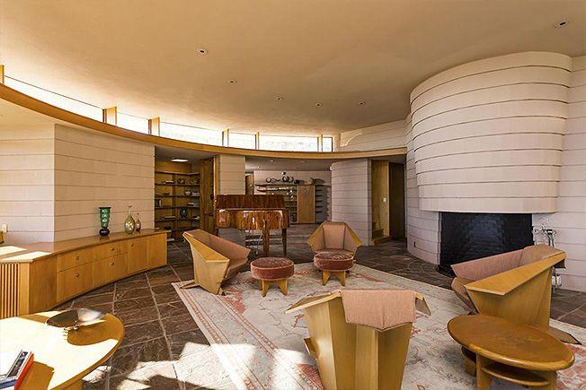 Фрэнк Ллойд Райт: 3,6 млн долларов за последний шедевр великого архитектора