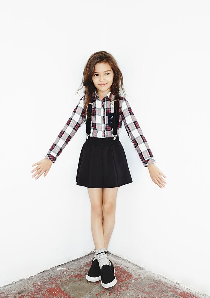 Lookbook By Zara Kids A/W 2014 - Petit & Small
