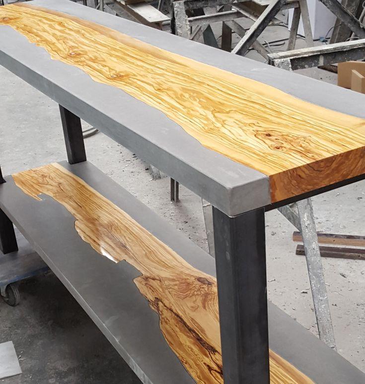 sidetable-hout-beton
