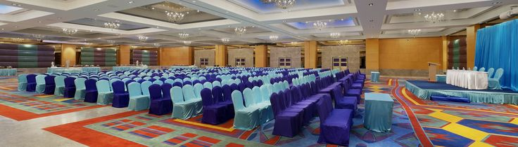 Banqueting Area at The Grand Bhagwati Surat Hotel