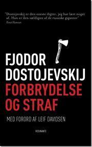Forbrydelse og straf af Fjodor Dostojevskij, ISBN 9788763814799