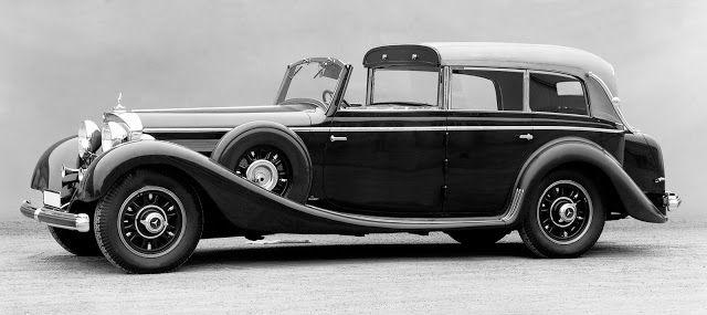 Mercedes-Benz 770 Cabriolet F (1938)