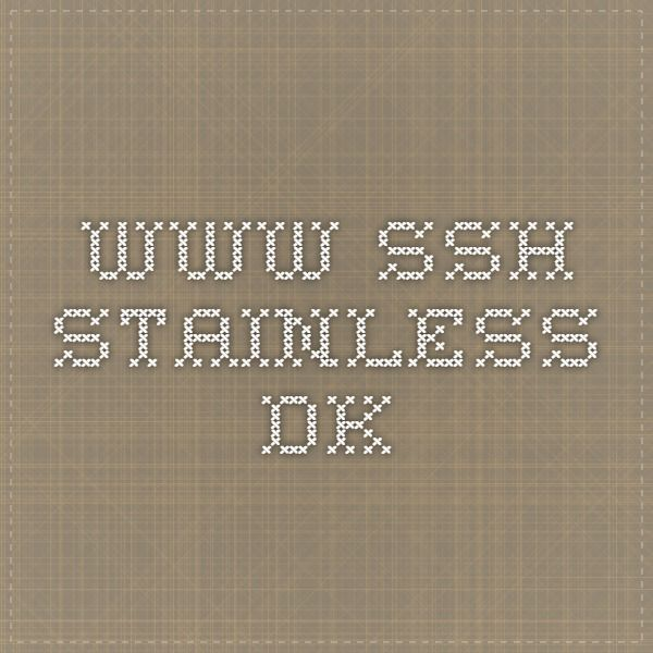 www.ssh-stainless.dk