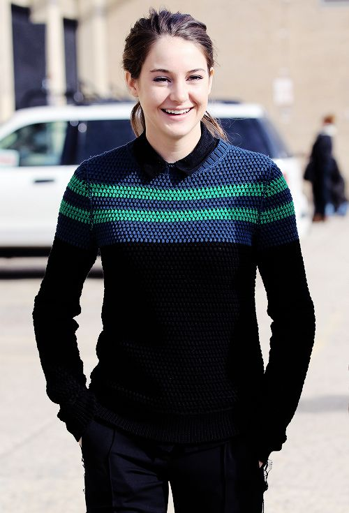 Shailene Woodley Daily More