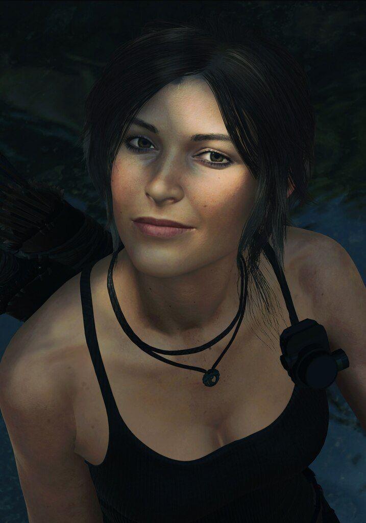 Croft hot lara Free Lara