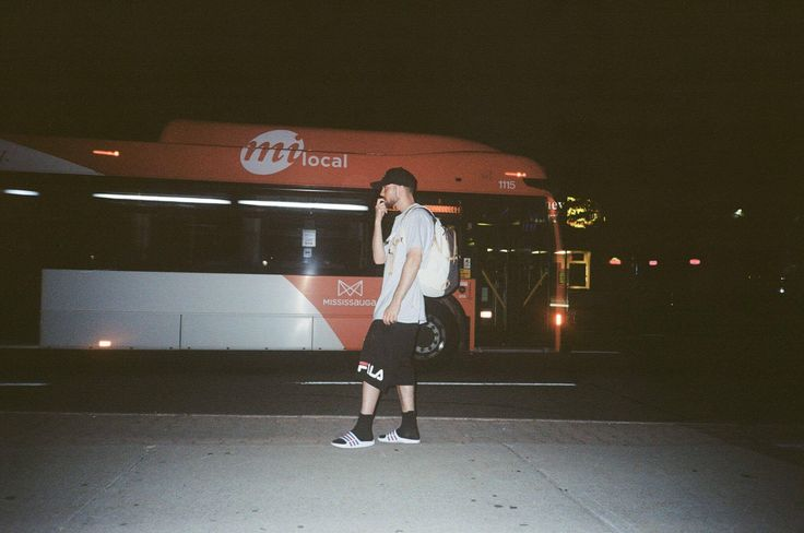 five unlucky city kids missing the bus  #hiphop #mississauga #canada
