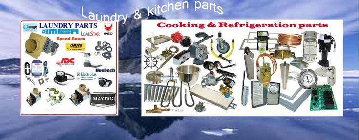 sparepart laundry dan kitchen