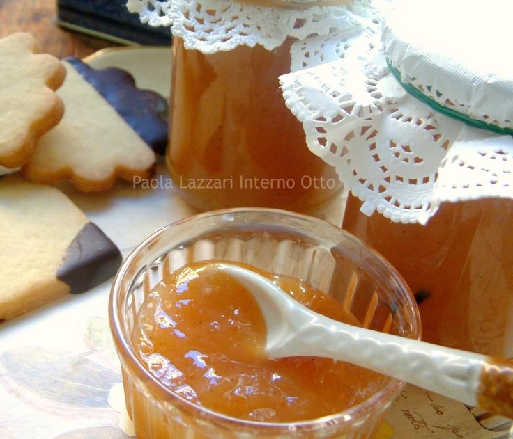 ammodomio: Confettura di banane e arance di Christine Ferber | Frollini di Villafranca