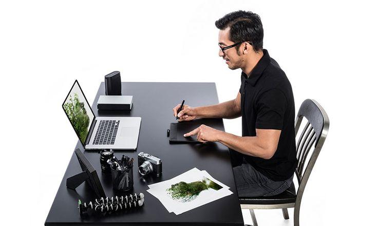Wacom incorpora datos de las ondas cerebrales en tinta digital