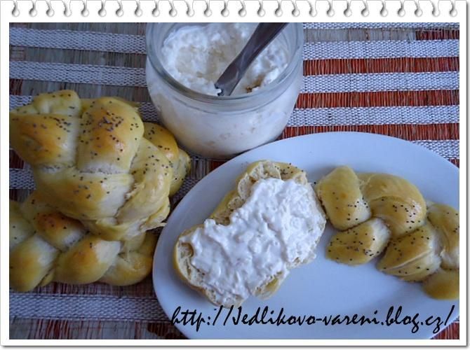Jedlíkovo vaření: Pomazánky #recept #pomazanka #syr