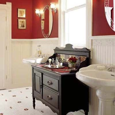 19 ways to dress up your bath on a budget this old house - Edwardian Bathroom Design