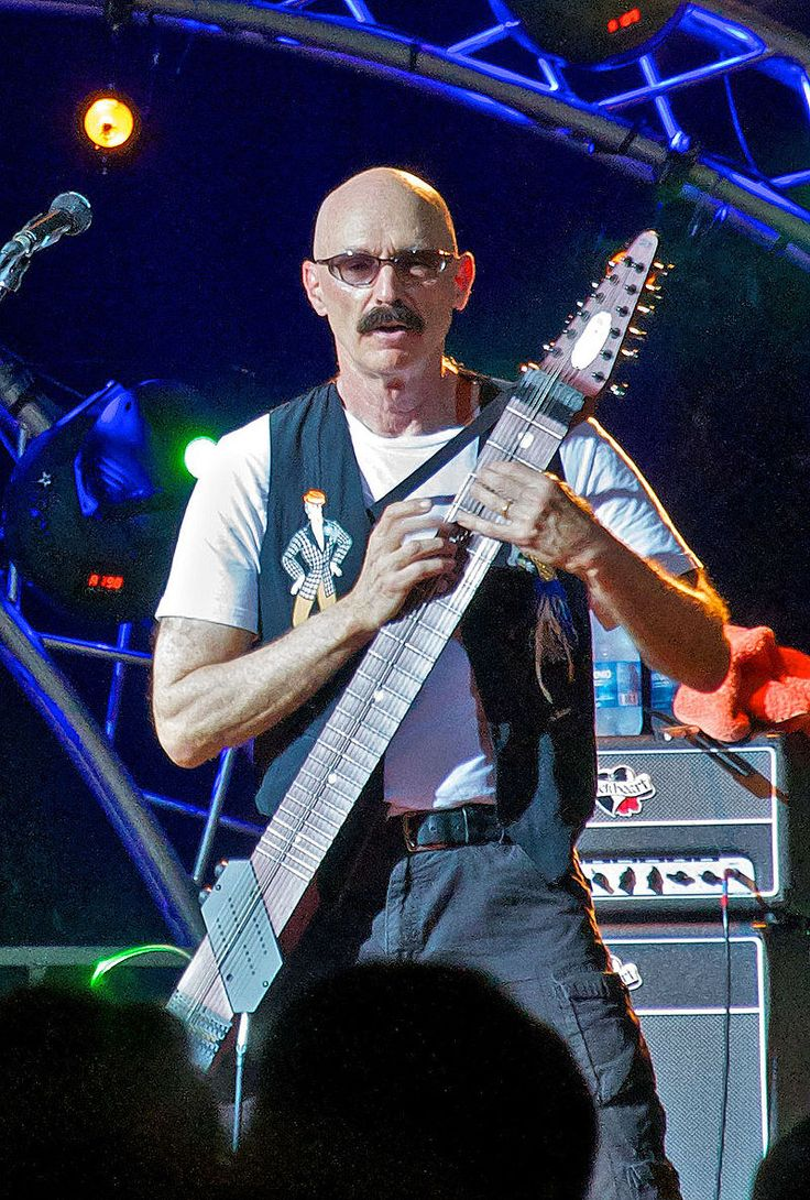 "Tony Levin with intriguing INSTRUMENT FOR JOY - https://www.pinterest.com/DianaDeeOsborne/instruments-for-joy/ - RESEARCH #DianaDee - Anthony Frederick ""Tony"" Levin is an American musician and composer, specializing in electric bass, Chapman Stick and upright bass. Has been bassist with thousands of sessions to his credit, has worked with bands like  King Crimson, Peter Gabriel, Stick Men. Also sings & plays synthesizer."