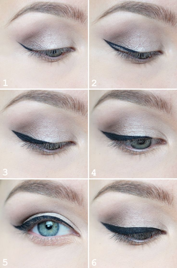 How to do a perfect eyeliner.