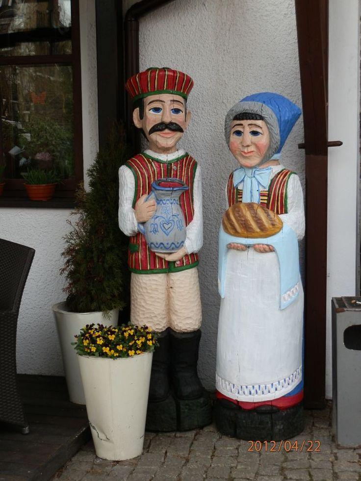Gospoda Jamnenska A beautiful restaurant in Koszalin-Poland