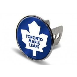 Toronto Maple Leafs Laser-etched Trailer Hitch Cover