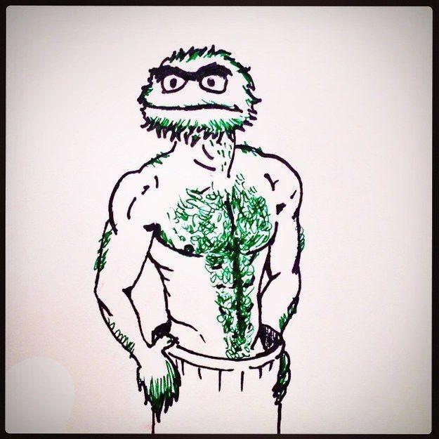 17 Best Ideas About Oscar The Grouch On Pinterest