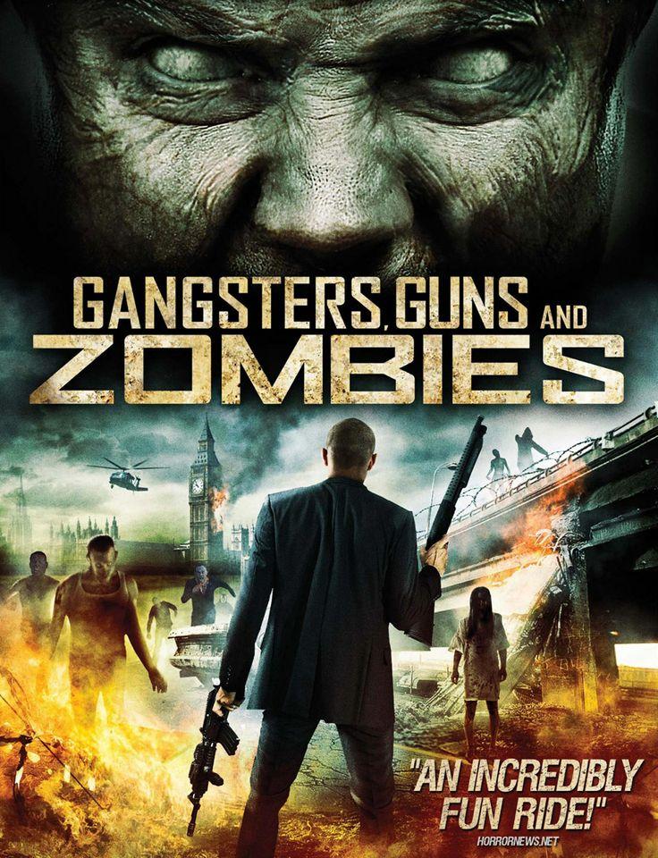 Gangsters, Guns And Zombies – Ζόμπι Εναντίον Γκάνγκστερς (2012)★ Σίγουρα δεν ανήκει στις καλές ταινίες με ζόμπι της σύγχρονης εποχής που βασίζονται στην ασταμάτητη δράση για να μαγνητίσουν τον θεατή. Αντιθέτως πρόκειται για ένα από τα χειρότερα δείγματα. #zombies