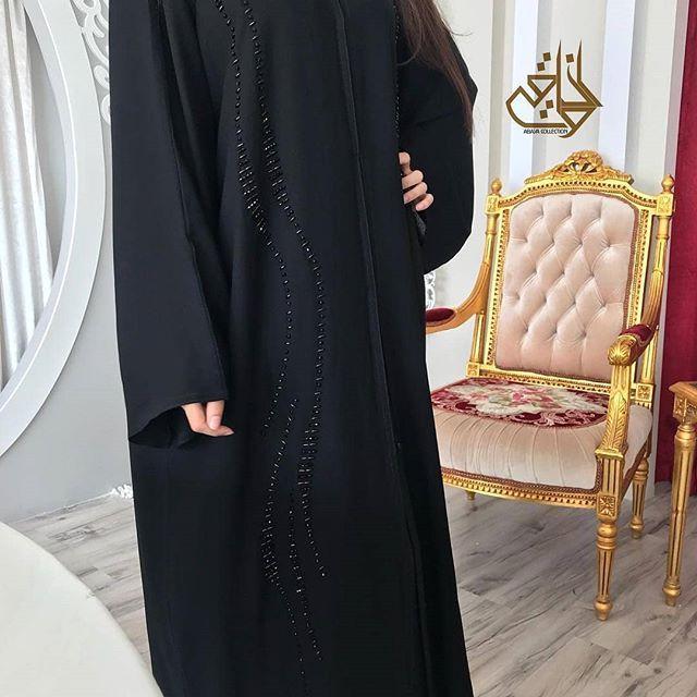 Repost Athwaqi مجموعة جديده متوفره للتسليم الفوري واستقبل التفصيل سعرها ريال Abayas Abaya Abayat Myduba Abaya Fashion Abaya Dress Abaya Designs