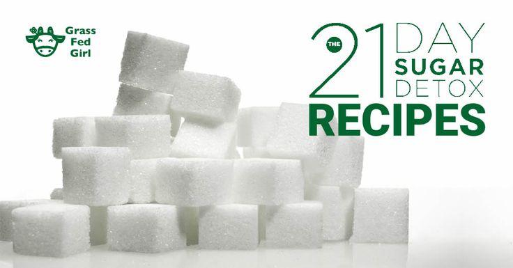 21 Day Sugar Detox Recipes | Grass Fed Girl