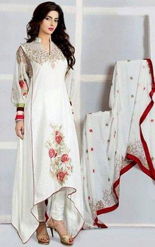 26a6e5a4b0 20 Best Models of Pakistani Salwar Kameez Designs for Royal Look ...