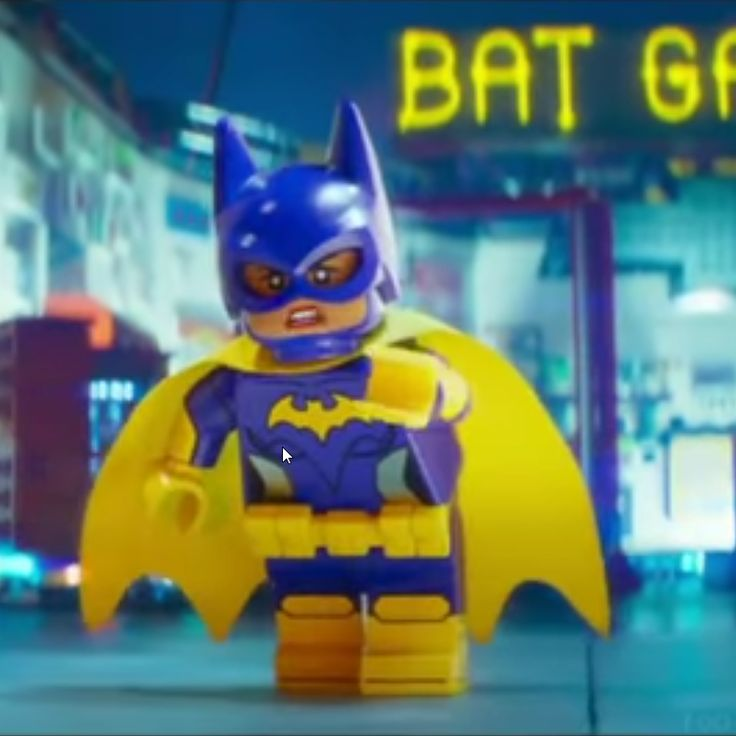 Is Barbara Gordon Gotham's new Police Commissioner in The LEGO Batman… #LEGO #Barbara_Gordon #Batgirl #commercials #The_LEGO_Batman_Movie
