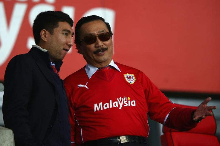 UK Metro recommends Tsang Man Fai,goalkeeper on loan to Southern District to Vincent Tan,the owner of Cardiff City because of scoring ability.