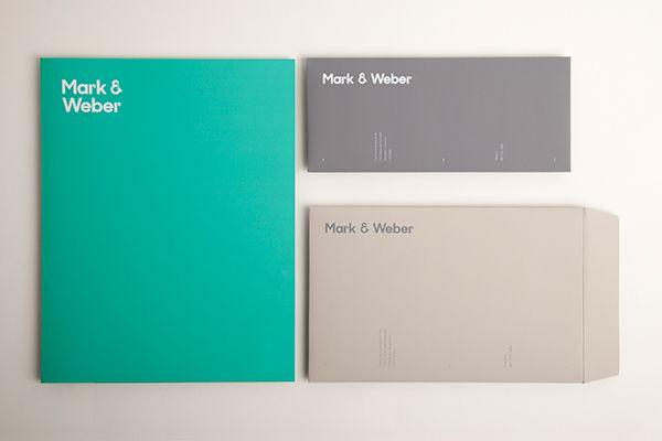 Mark & Weber on Behance