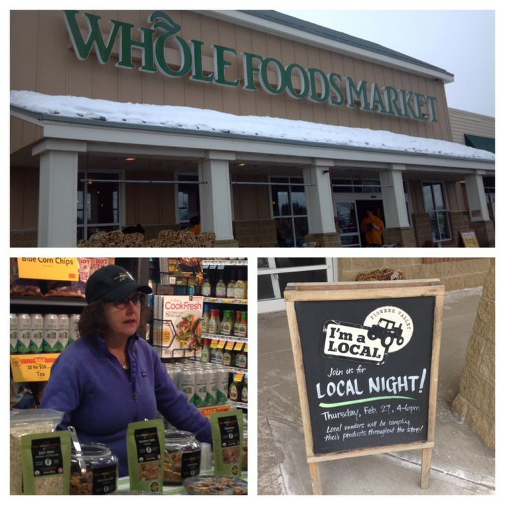 Local night at wholefoods in hadley ma back road