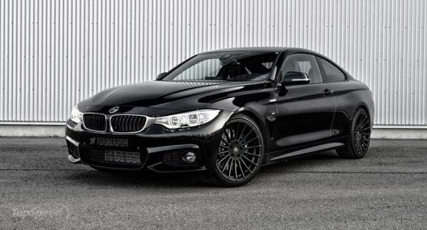 bmw 4 series coupe by hamann picture