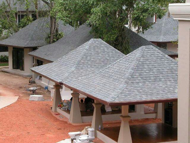 Cost Of Truss Work With Shingles Ernakulam Kerala