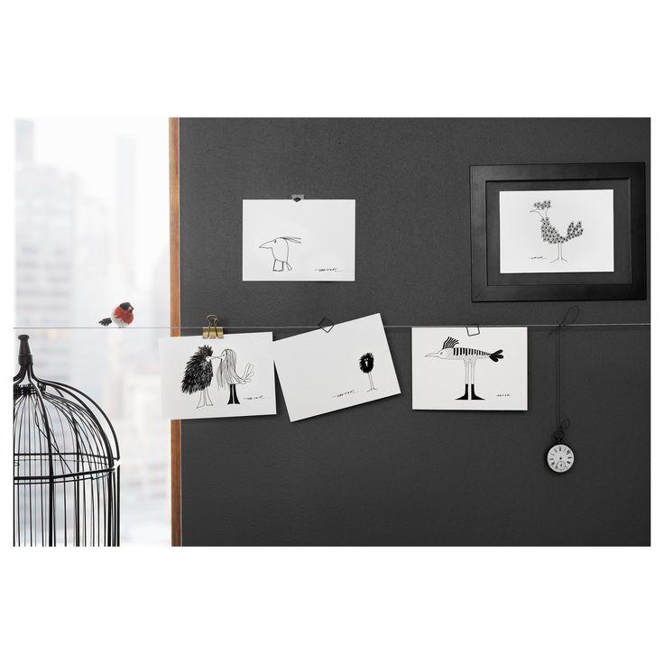 ONSKEDROM Καλλιτεχνική κάρτα 5 τεμ. Πτηνά