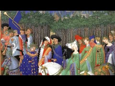 Ce moys de may - Guillaume Dufay
