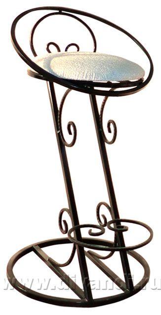кованые барные стулья                                                                                                                                                      Mais