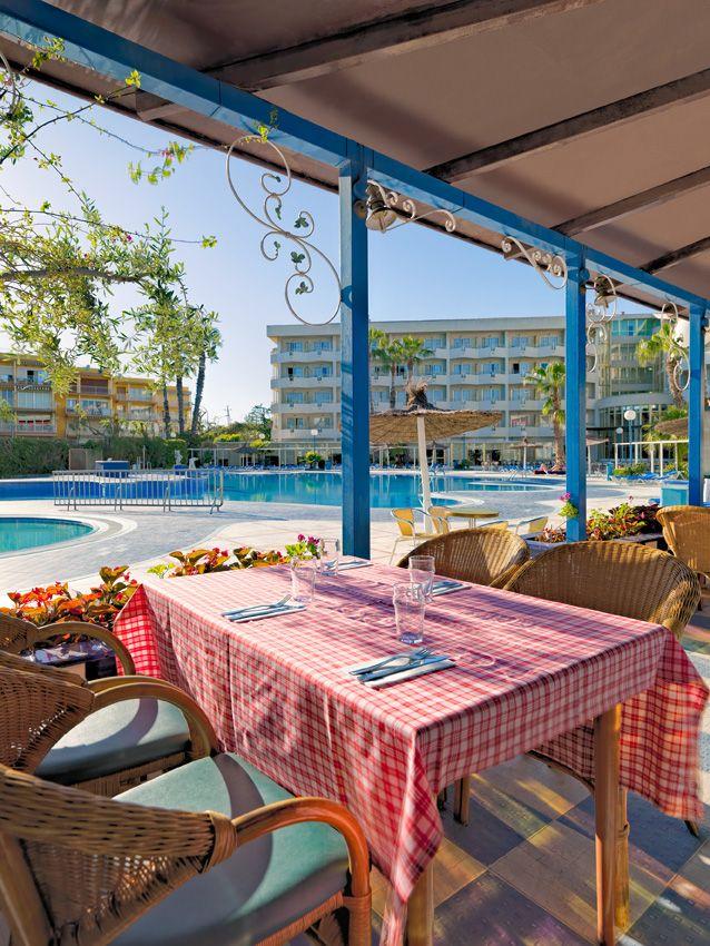 Bar La Choza / La Choza Bar #h10cambrilsplaya #cambrilsplaya #h10hotels #h10 #cambrils