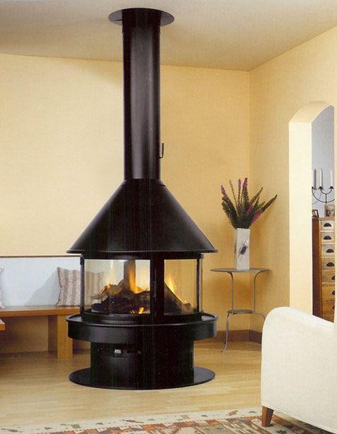 chemin e centrale gala poeles bois pinterest. Black Bedroom Furniture Sets. Home Design Ideas
